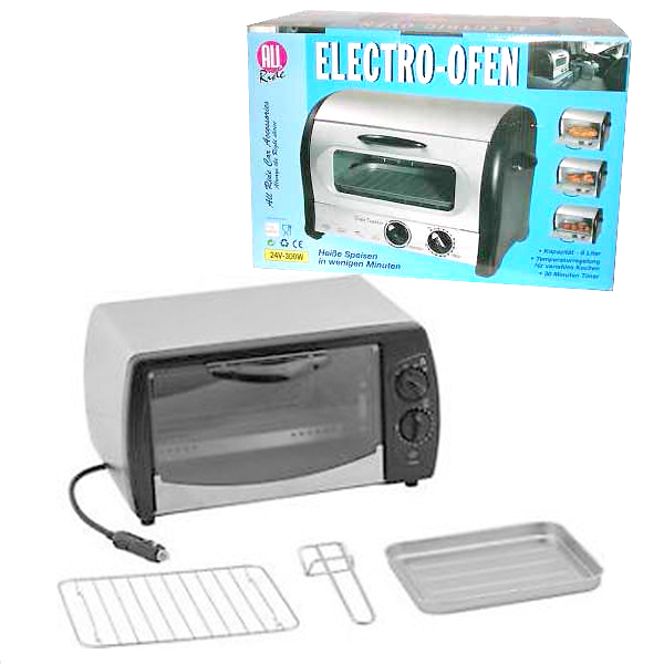 HORNO ALL RIDE 24V ELECTRIC OVEN