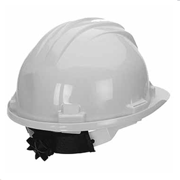 CASCO PROTECCION BLANCO
