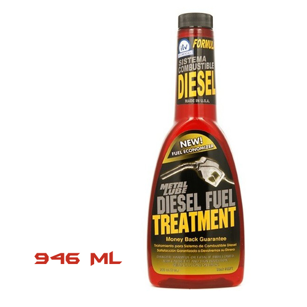 TRATAMIENTO METAL LUBE DIESEL 946ML
