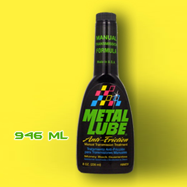 TRATAMIENTO METAL LUBE TRANSMISIONES 946ML